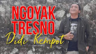 Lirik Lagu Ngoyak Tresno - Didi Kempot