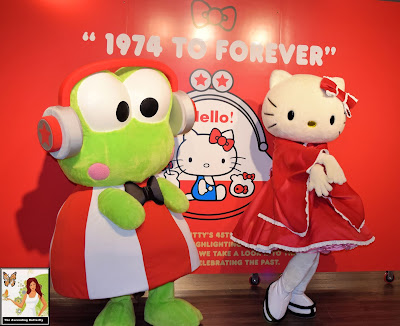 Cost Plus World Market Hello Kitty Pop Up Shop, Kerropi and Hello Kitty, #WorldMarketxHelloKitty
