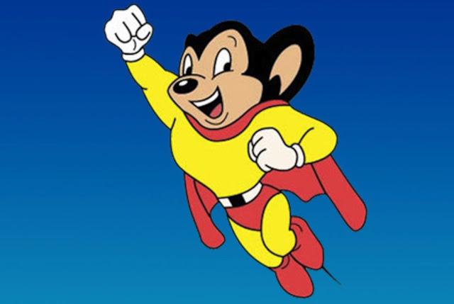 """Live-action de """"Super Mouse"""" contrata roteiristas de Megatubarão"""