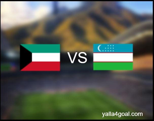 مباراة الامارات وأوزباكستان الودية