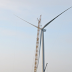 Eerste turbine windpark Kattenberg-Reedijk geïnstalleerd