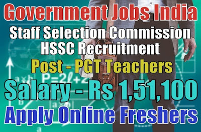 HSSC Recruitment 2019