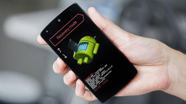 Cara Masuk Recovery Mode Disemua Smartphone Android