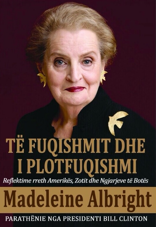Madeleine Albright's book: MIlosevic killed 10,000 Albanians