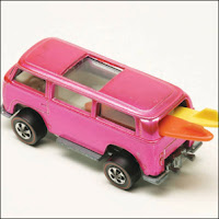 Pink, Rear-Loading Beach Bomb