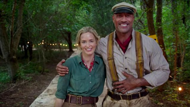 Jungle Cruise: New details of Dwayne Johnson and Emily Blunts movie