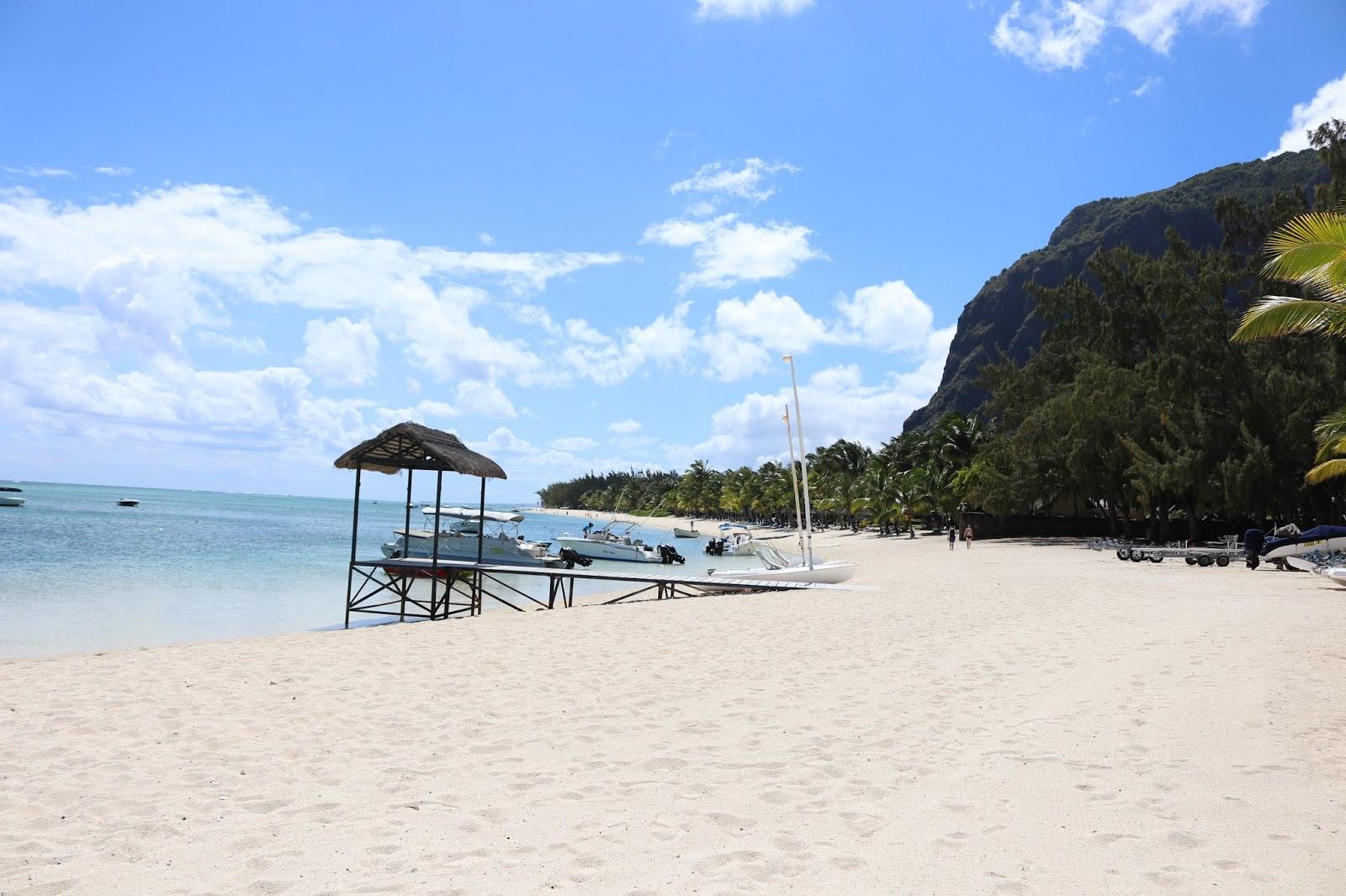 St Regis Beach Mauritius