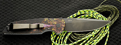 Art knife TR-3, Tactical Response III