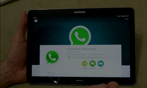 How To Use Whatsapp On Offline Tablet