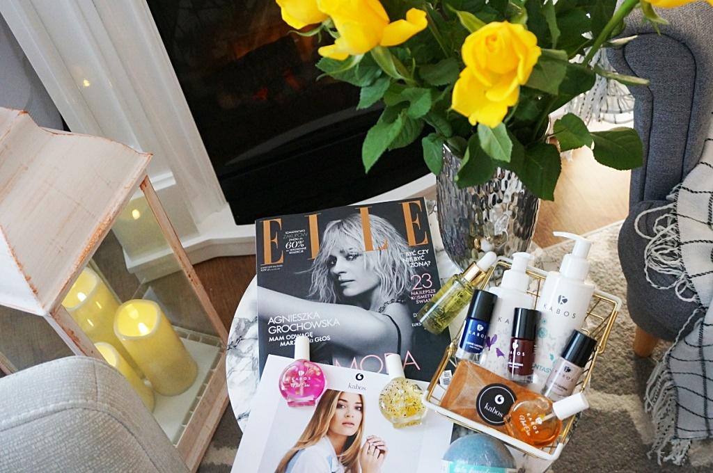 Kabos Cosmetics kosmetyki pielęgnacja dłoni i ciała manicure
