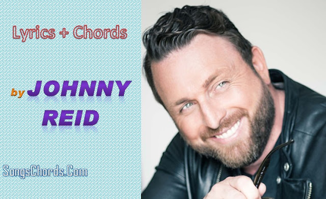 People Like You Chords and Lyrics by Johnny Reid