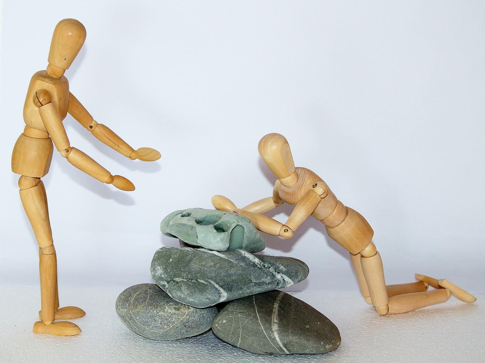 Apakah Batu Besar Dalam Hidup Kita?