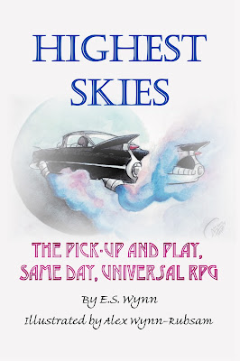 Highest Skies RPG
