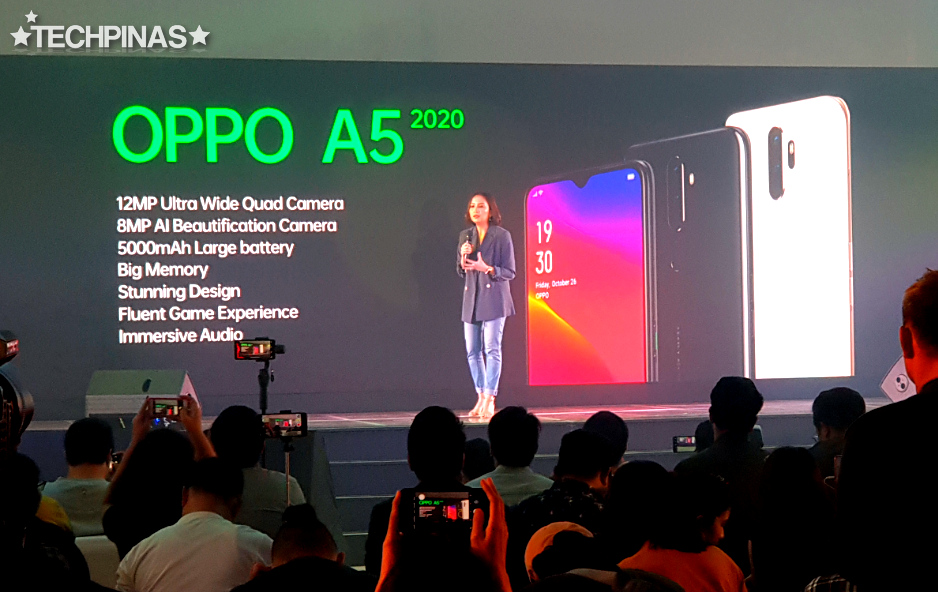 OPPO A5 2020 Philippines, OPPO A5 2020