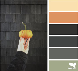 halloween hues palette from Design Seeds