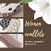 Women wallets designs