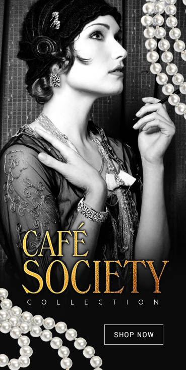 Shop the Cafe Society Art Deco Jewelry Collection
