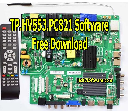 TP.HV553.PC821 Software Free Download