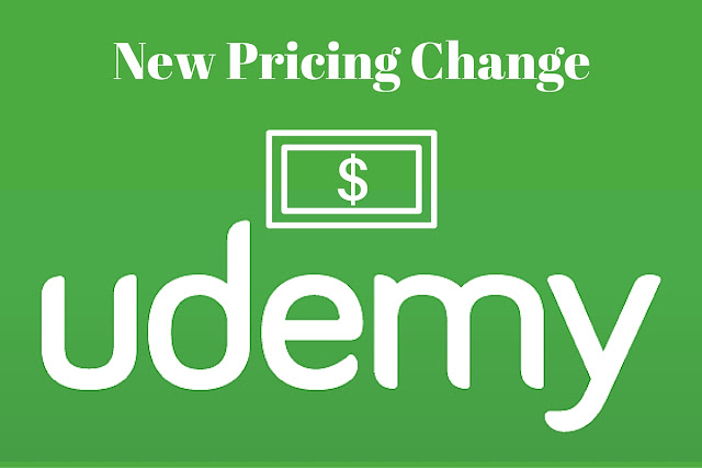 udemy new pricing