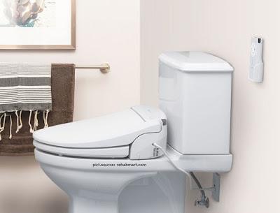bidet toilet dan cara menggunakannya