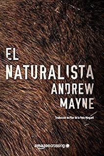 El naturalista- Andrew Mayne