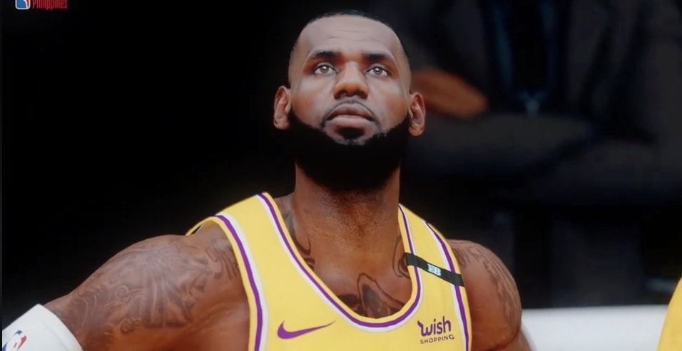 NBA 2K21 Ungak Lakers Pack by joseph Elopre