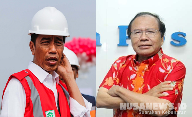 Katrol Rupiah yang Terus Merosot, Pengamat: Coba Jokowi Tantang Rizal Ramli Beri Solusi