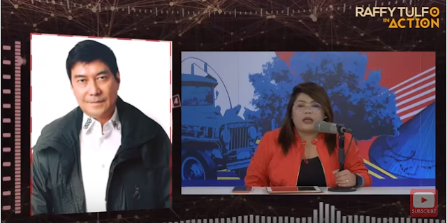Raffy Tulfo admits his mistake and reconsiders his decision about Maam Melita Limjuco