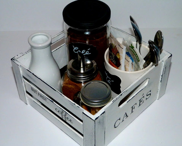 coffee-station-handmade