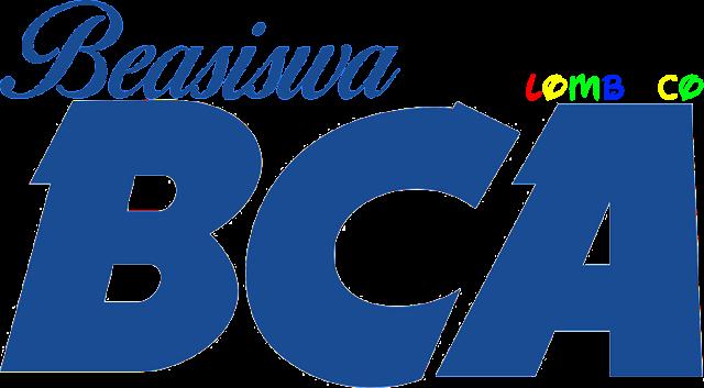 Beasiswa Program Pendidikan Teknik Informatika BCA 2019