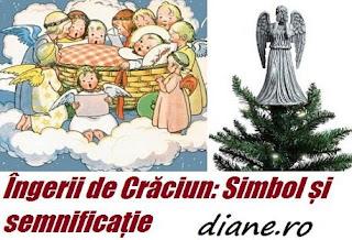 Îngerii de Crăciun: Simbol și semnificație