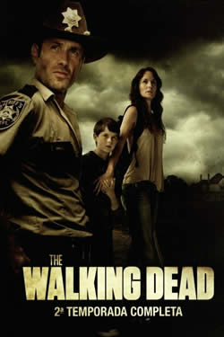 Capa Segunda Temporada de The Walking Dead