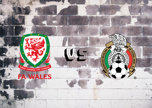 Gales vs México  Resumen