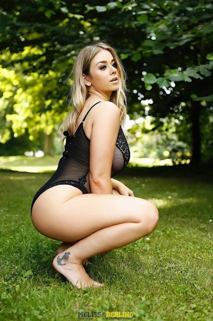Melissa Debling big booty hot pics