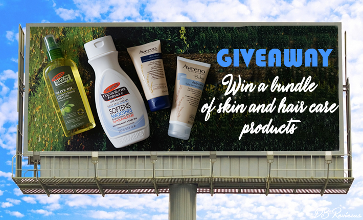 Win a bundle of skin care and hair care products