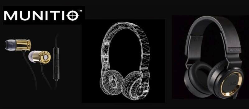 Munitio Headphones