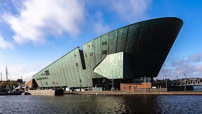 Nemo-Amsterdam-museo-Renzo Piano-architettura
