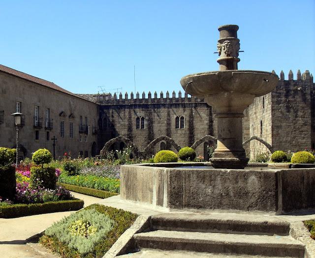 palacios en Braga Portugal