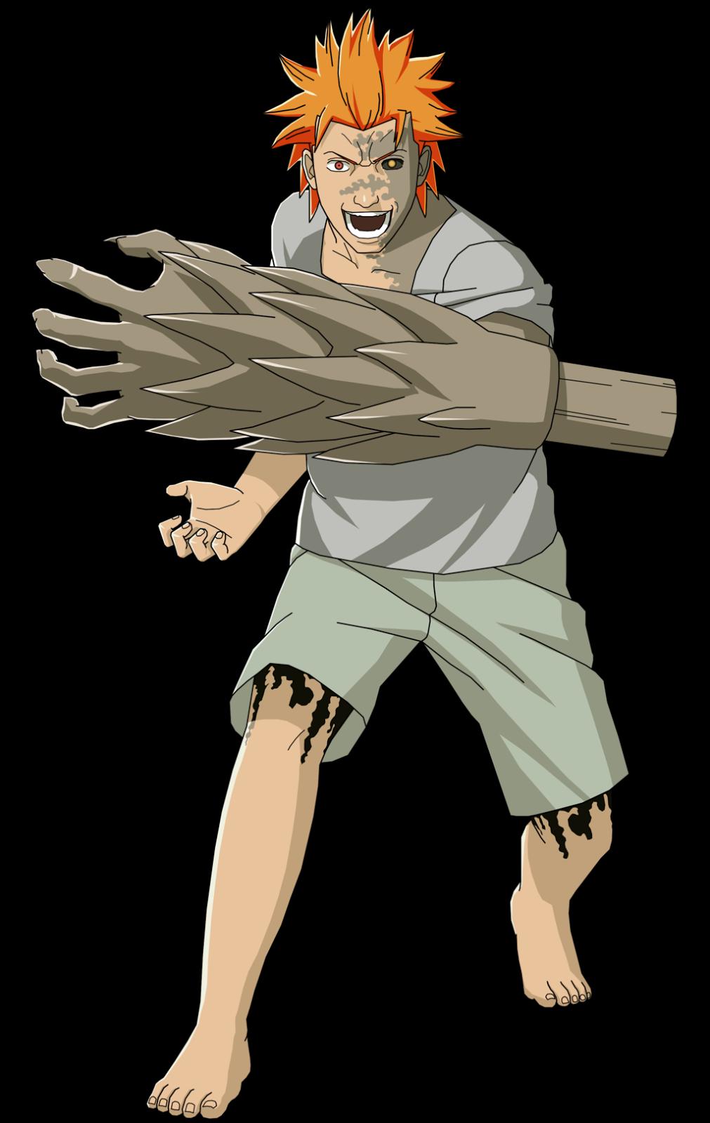 Naruto Shippuden : Otogakure & Shinobigakure - Chun Up IDEA