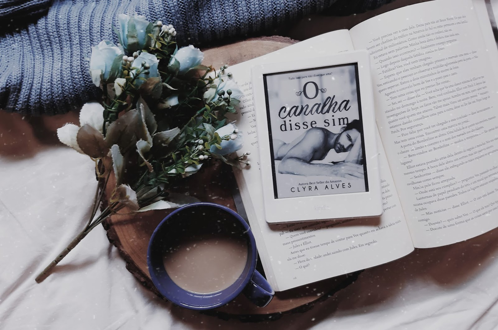 O canalha disse sim - Clyra Alves | Resenha