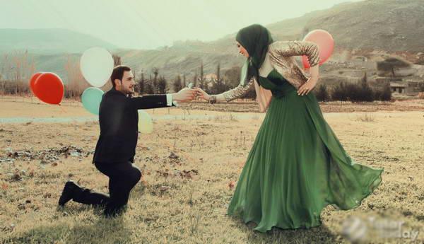 معاملة الزوج لزوجته في الإسلام
