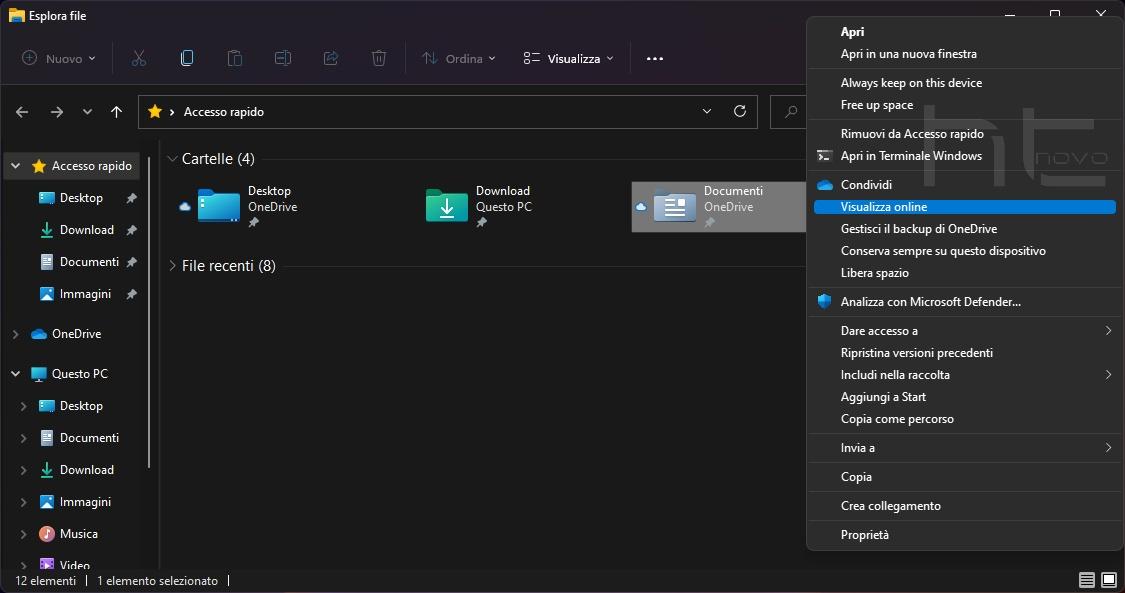 Windows 11 da un tocco di colore alle voci degli incoerenti menu contestuali secondari