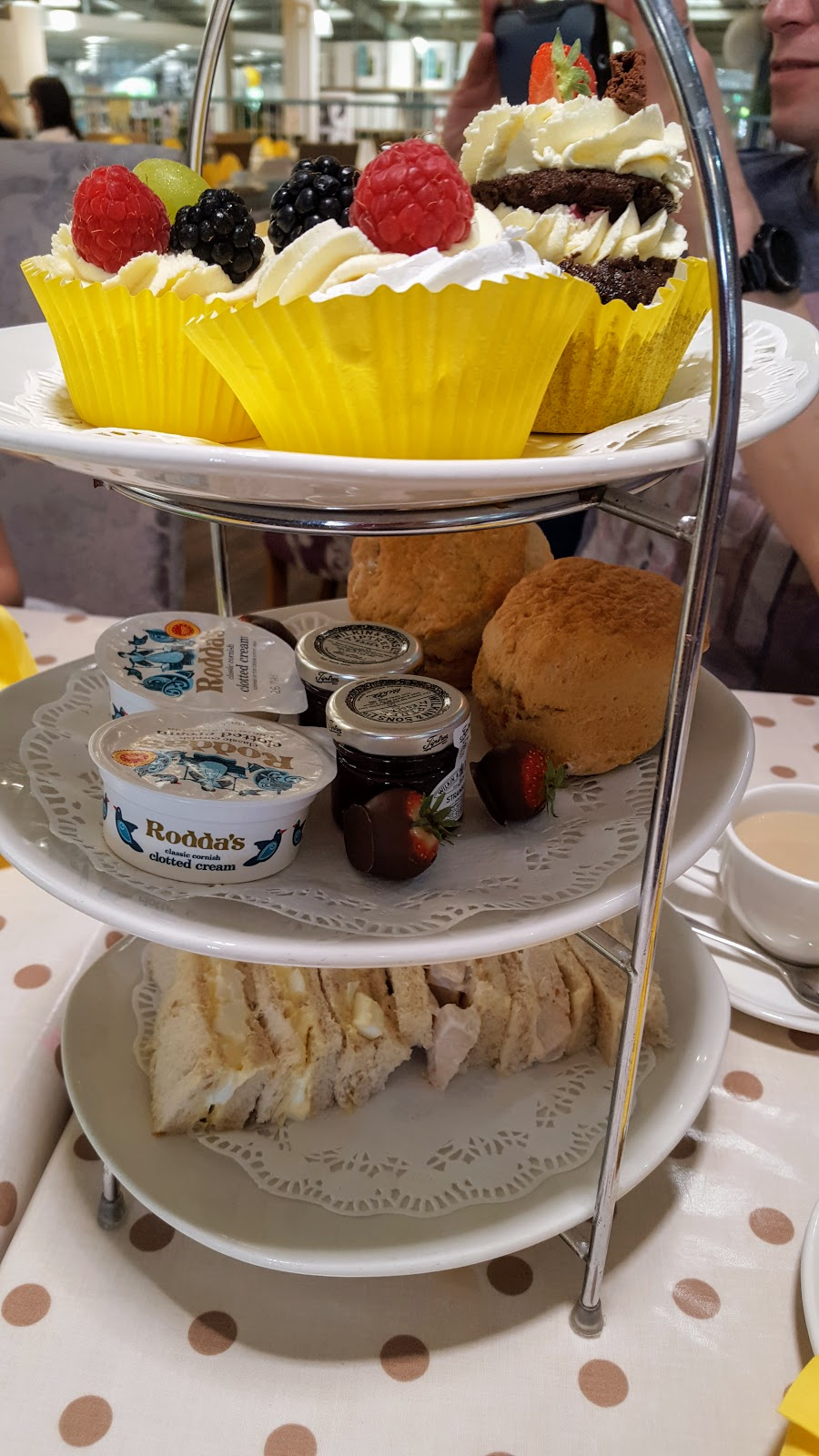 Afternoon Tea Dobbie's