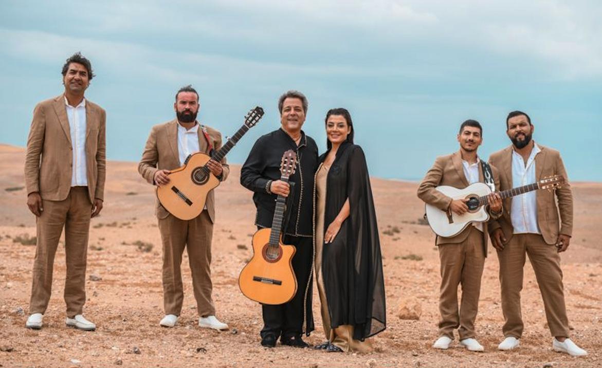 Photo de Chico & The Gypsies & Hasna