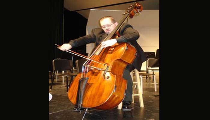 Alat Musik Contre Bass