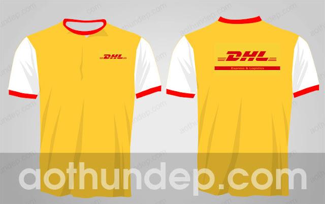 Áo Thun Đồng Phục DHL