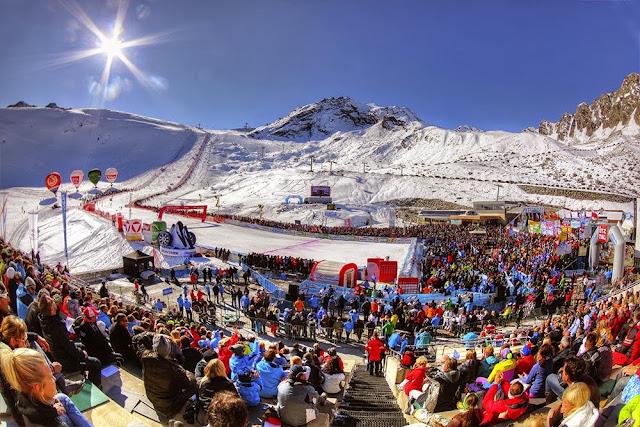 The Alpine Ski World Cup Starts Next Weekend in Sölden