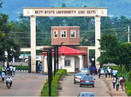 Ekiti State University EKSU 2019/2020 1st Semester Calendar