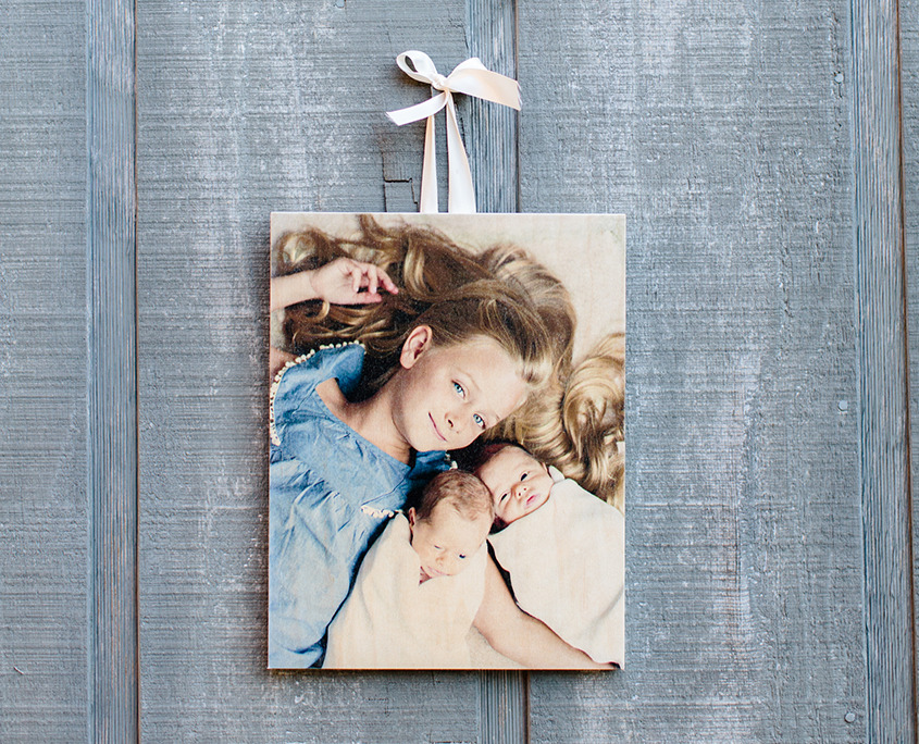 Here's a great gift idea from PhotoBarn featured on Walking on Sunshine Recipes.