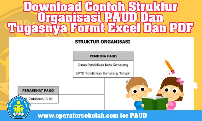 Download Contoh Struktur Organisasi PAUD Dan Tugasnya.jpg